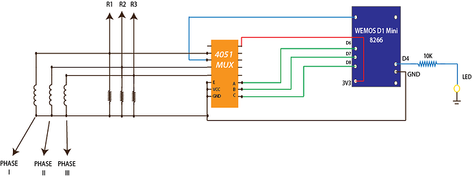 Iot Data Logger Using Wemos D1 Mini Development Board